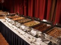 Buffet internacional
